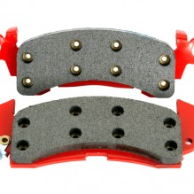 Coating Brake Pads